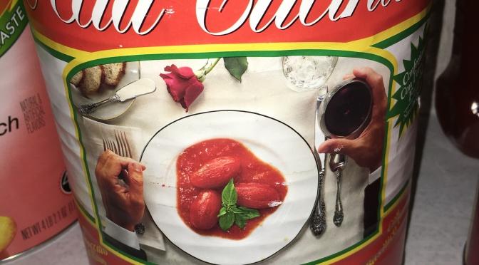 INSTA-POT Spagetti Suace