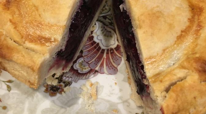 Blueberry Pie(s) Recipe
